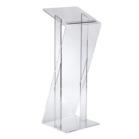 Pupitre plexiglass prestige